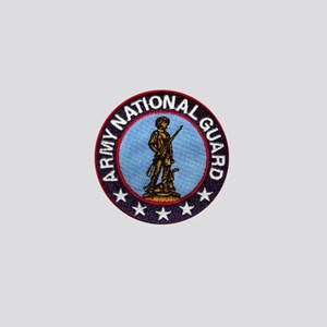 national guard Mini Button