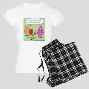onioncolor Women's Light Pajamas