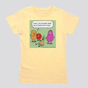 onioncolor Girl's Tee
