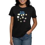 Rally 3 Women's Dark T-Shirt