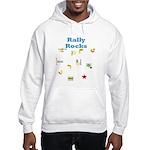 Rally 3 Hooded Sweatshirt