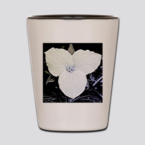 Trillium Shot Glass