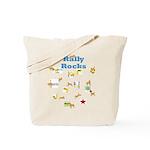 Rally 4 Tote Bag