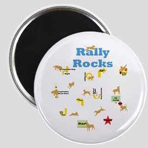 Rally 4 Magnet