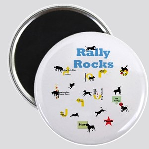 Rally 5 Magnet