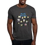 Rally 5 Dark T-Shirt