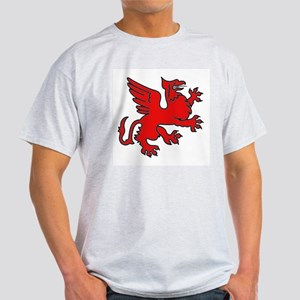 Red Griffin Light T-Shirt