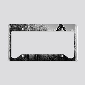 bwice License Plate Holder