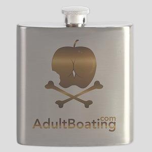 AdultBoating_logo_vertical Flask