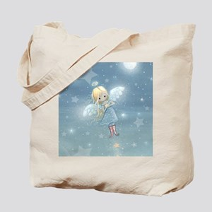 little star angel cp Tote Bag
