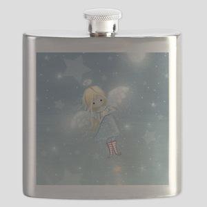 little star angel cp Flask