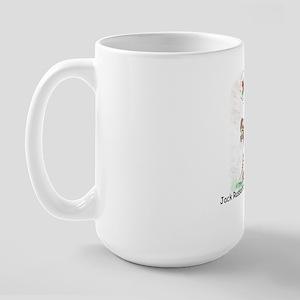 Large Jack Russell Mug