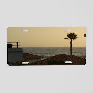 DSC01367 Aluminum License Plate