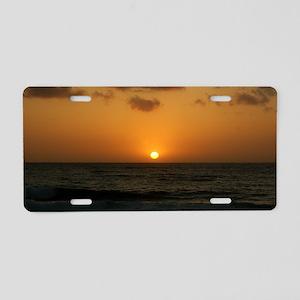 DSC01410 Aluminum License Plate