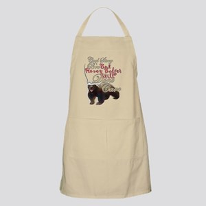 Honey Badger Cool Story Apron