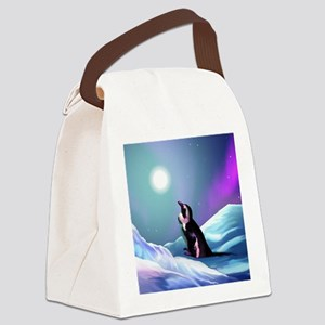 square3 Canvas Lunch Bag