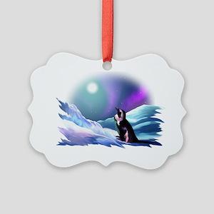 fade Picture Ornament