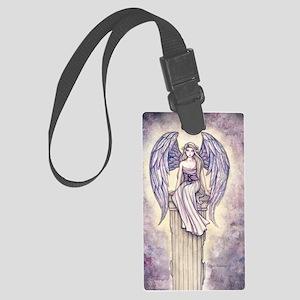angels perch gcu Large Luggage Tag