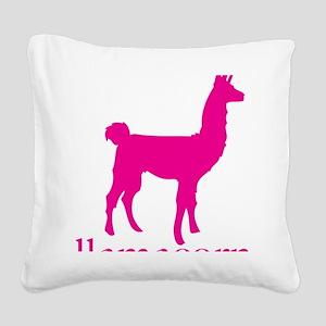 1 Square Canvas Pillow