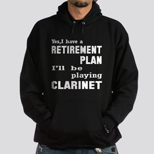 Yes, I have a Retirement plan I'll b Hoodie (dark)