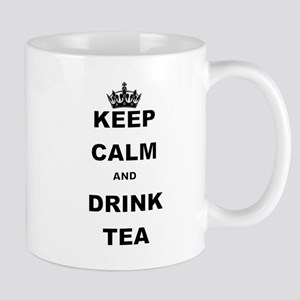 KEEP CALM AND DRINK TEA Mugs