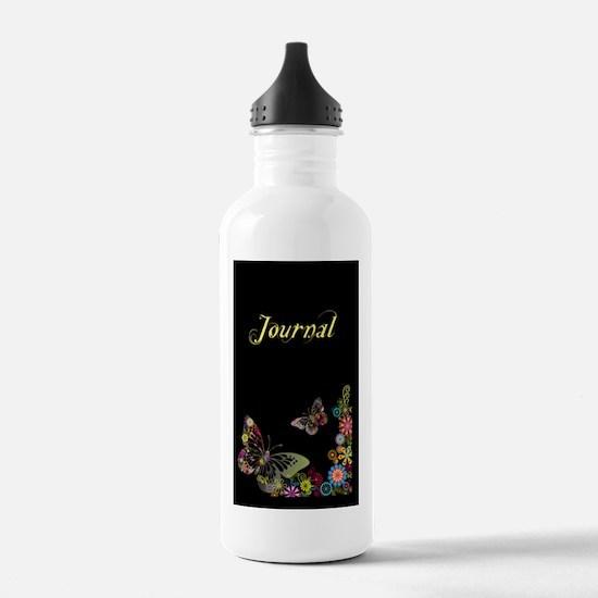 journal_3 Water Bottle