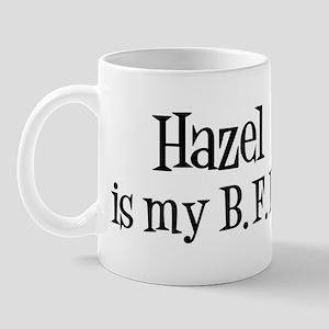 Hazel is my BFF Mug
