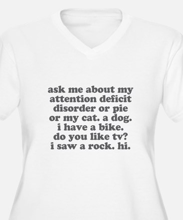 Ask Me About My ADD T-Shirt