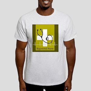 RN case cover GREEN Light T-Shirt