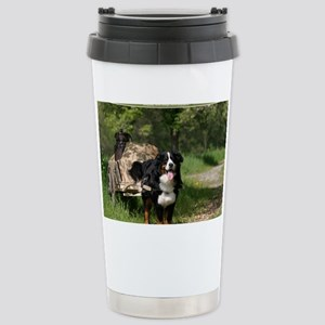 wc_front Stainless Steel Travel Mug