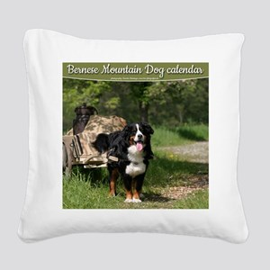 wc_front Square Canvas Pillow