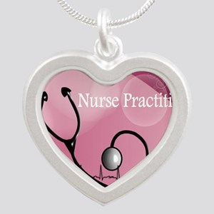 rn np 3 Silver Heart Necklace