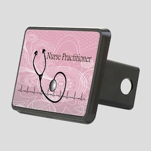 RN nurse practitioner Rectangular Hitch Cover
