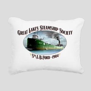 GLSS_retro_color_mug Rectangular Canvas Pillow