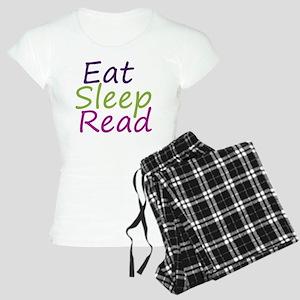 eatsleepread12-1-11 Women's Light Pajamas