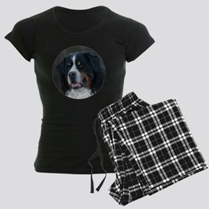 bernese_round Women's Dark Pajamas