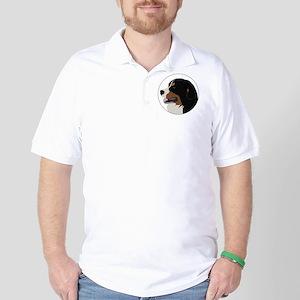 bernese_vector Golf Shirt