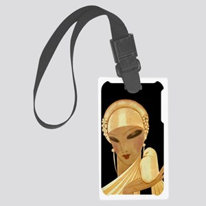 3G-iphone-1 Vogue-W-Bird Large Luggage Tag