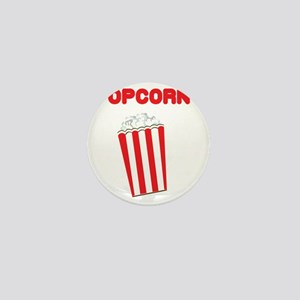 popcorn Mini Button