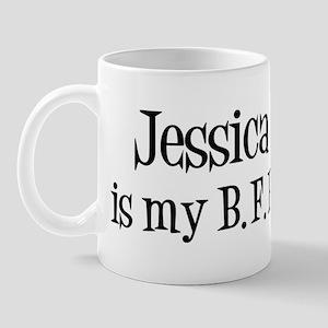 Jessica is my BFF Mug