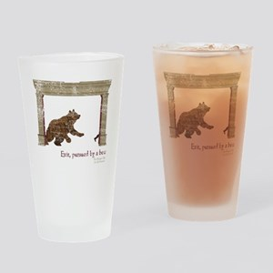 ShakesBear Drinking Glass
