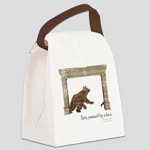 ShakesBear Canvas Lunch Bag