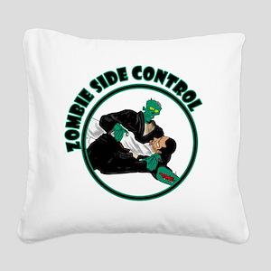 zombvuecontrol Square Canvas Pillow