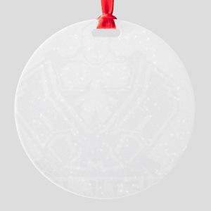 Brazilian Jiu Jitsu - BJJ Round Ornament
