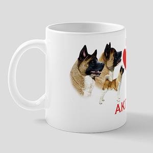 Akita Lic Mug