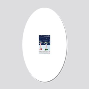 dona-nobis-pacem 20x12 Oval Wall Decal