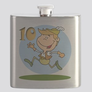 10 lords Flask