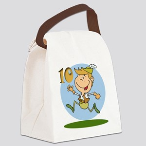 10 lords Canvas Lunch Bag