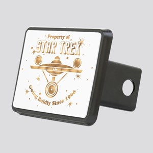 property of trek copper co Rectangular Hitch Cover
