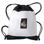 uni drag Drawstring Bag